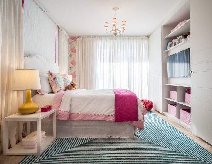 Eclectic Kids photo by 2id Interiors