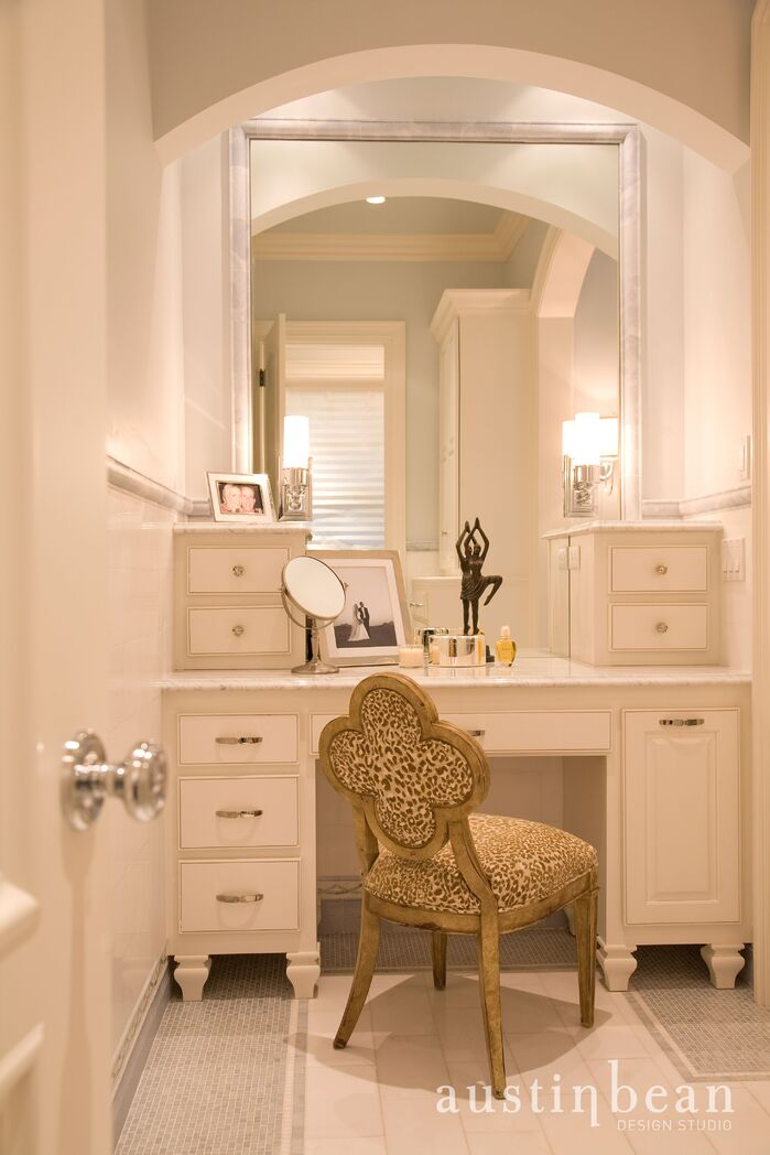 Traditional Bathroom photo by Austin Bean Design Studio