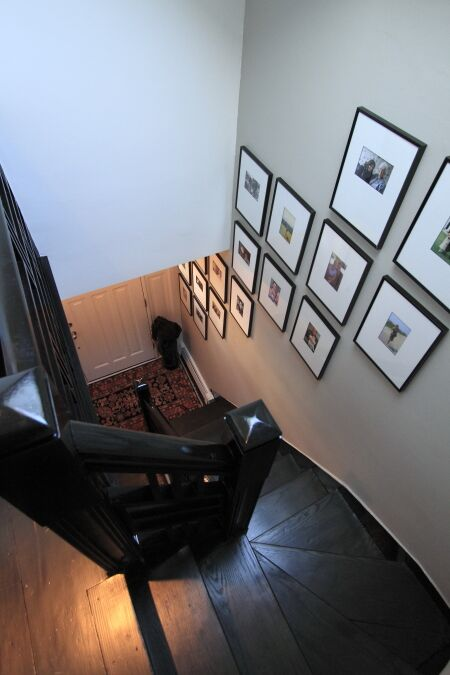Traditional Entryway and Hallway photo by Cocoon Home