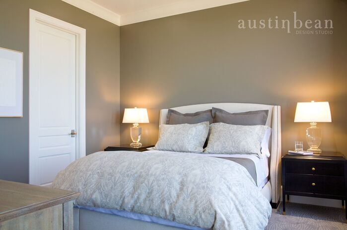Contemporary Bedroom photo by Austin Bean Design Studio