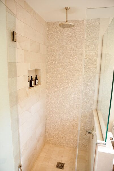 Contemporary Bathroom photo by Kathleen DiPaolo Designs