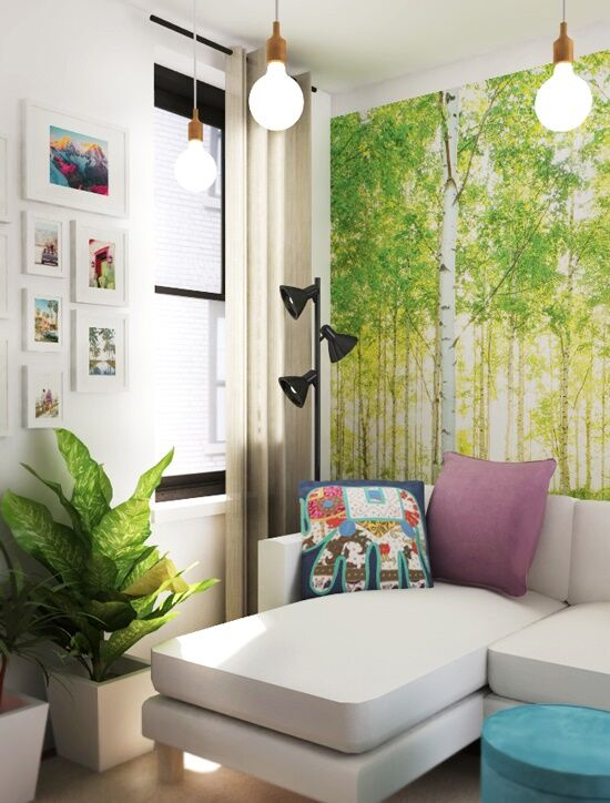 Eclectic Living Room photo by Decorilla