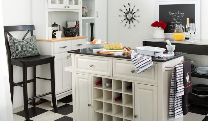 Contemporary Kitchen photo by Wayfair