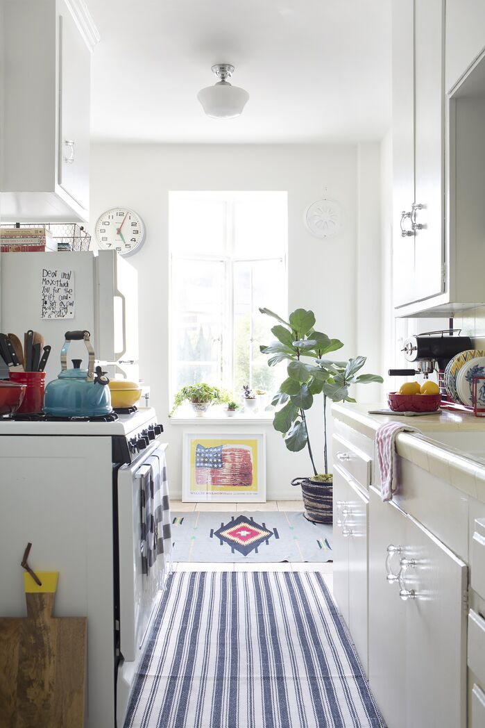 Eclectic Kitchen photo by Burnham Design