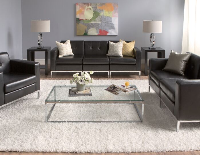 Modern Living Room photo by Wayfair