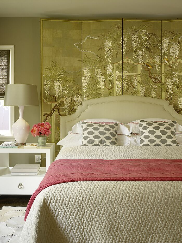 Contemporary Bedroom photo by Burnham Design