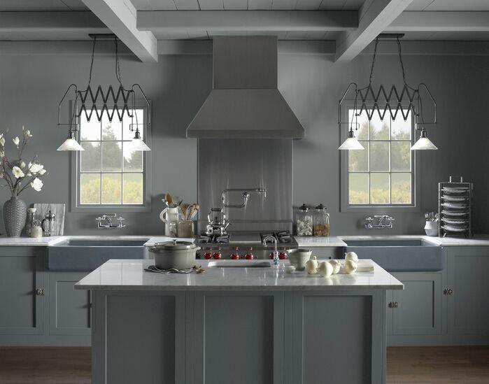 Industrial Kitchen photo by Wayfair