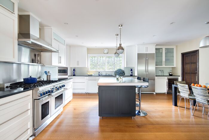 Contemporary Kitchen photo by Clean Design Partners