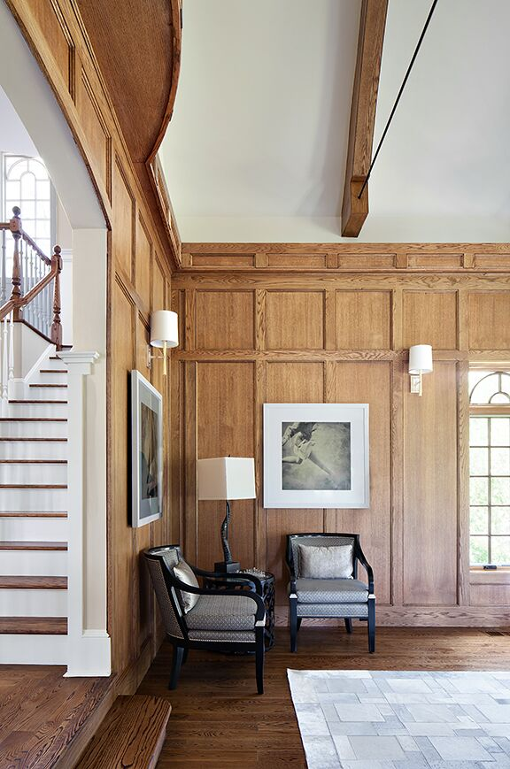 Contemporary Game/Rec Room photo by Clean Design Partners