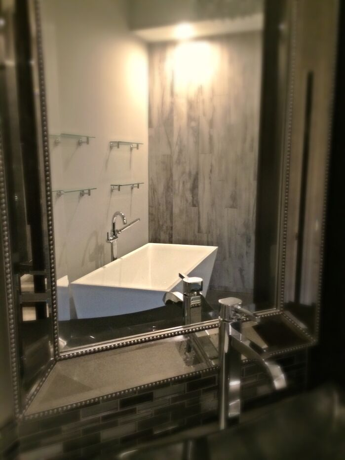 Contemporary Bathroom photo by SCM Design Group
