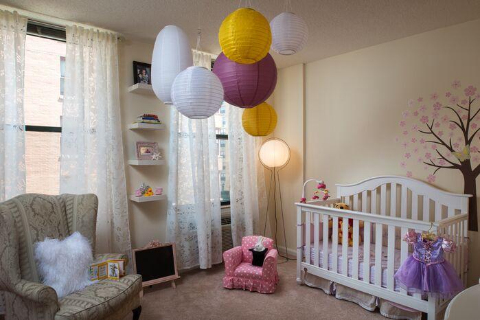 Contemporary Nursery photo by Tahar Decor