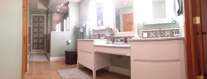 Contemporary Bathroom photo by HOD Interiors