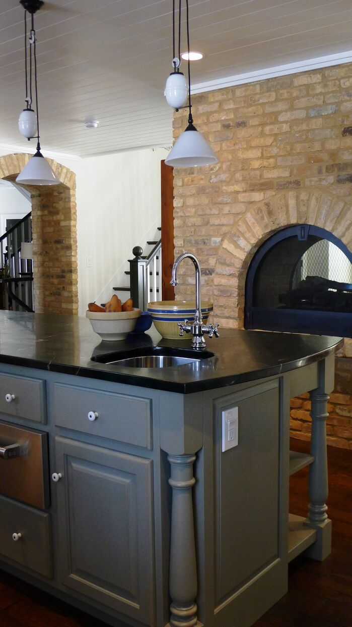 Traditional Kitchen photo by In Home Designs