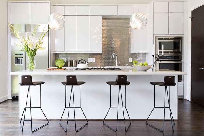 Modern Kitchen photo by Contour Interior Design