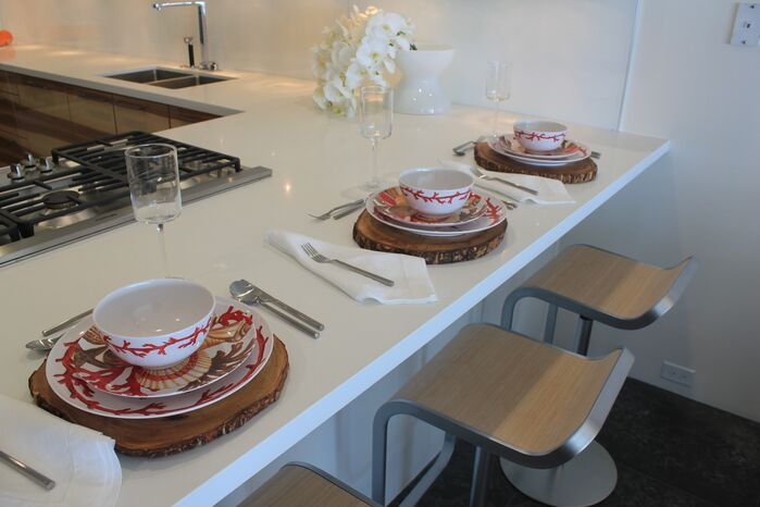 Contemporary Kitchen photo by Tracy Murdock Interior Design