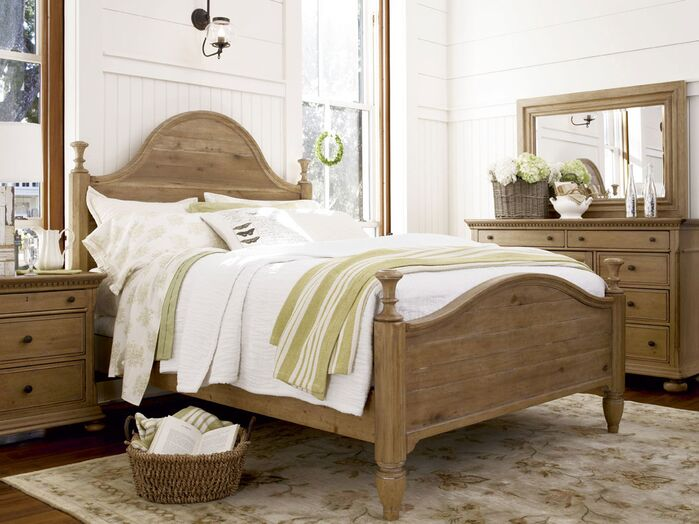 Cottage/Country Bedroom photo by Wayfair