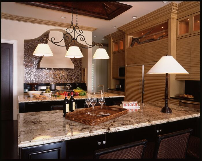 Traditional Kitchen photo by Chancey Design