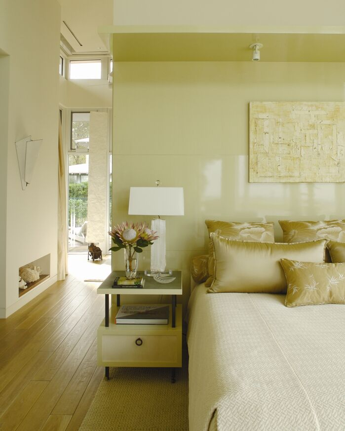 Contemporary Bedroom photo by Chancey Design