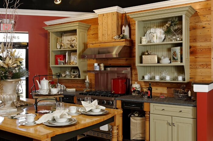 Rustic Kitchen photo by Just My Style by JMS