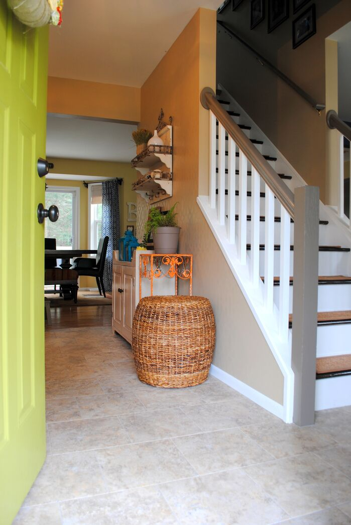 Eclectic Entryway and Hallway photo by SAS Interiors