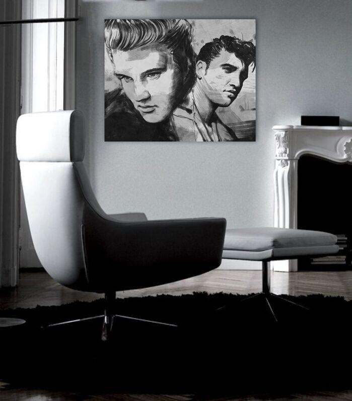 Modern Living Room photo by Wayfair
