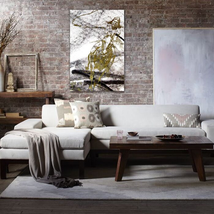 Living Room photo by Wayfair