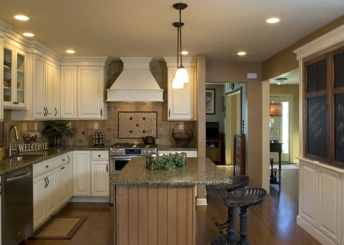 Traditional Kitchen photo by Inviting Interiors