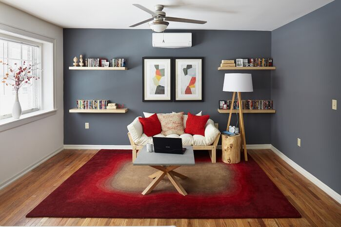 Eclectic Living Room photo by Silliman Group