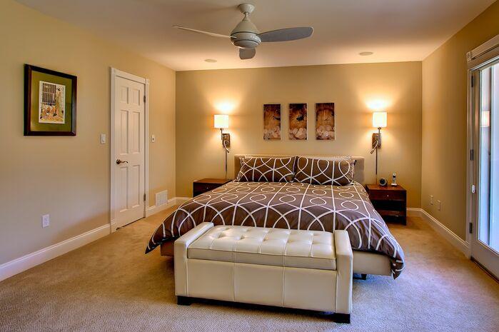 Contemporary Bedroom photo by Elle Interiors AZ