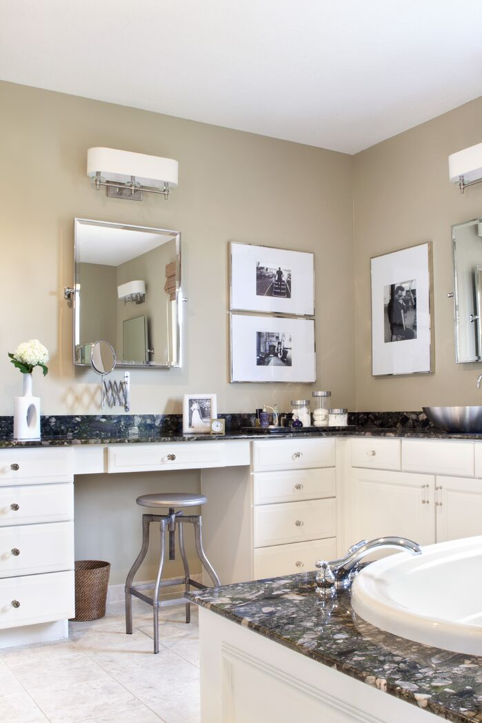 Contemporary Bathroom photo by Krista Watterworth Design Studio