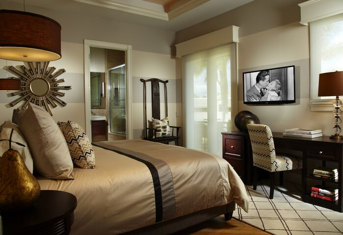 Contemporary Bedroom photo by Krista Watterworth Design Studio