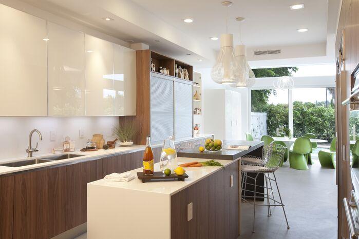 Modern Kitchen photo by DKOR Interiors