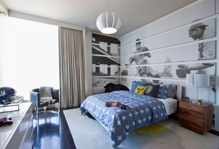 Contemporary Bedroom photo by DKOR Interiors