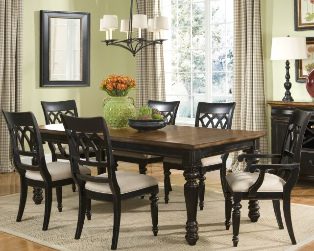 Cottage/Country Dining Room photo by Wayfair