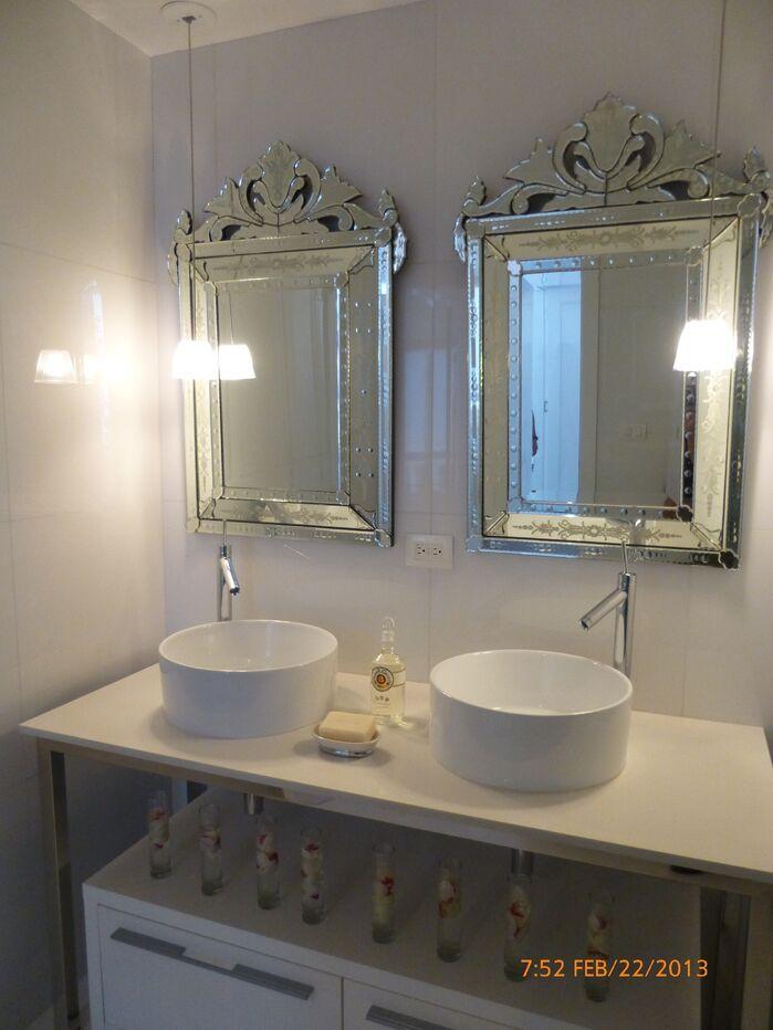 Contemporary Bathroom photo by Urvan Studios