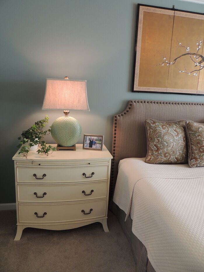 Eclectic Bedroom photo by Housedressings Interiors LLC.