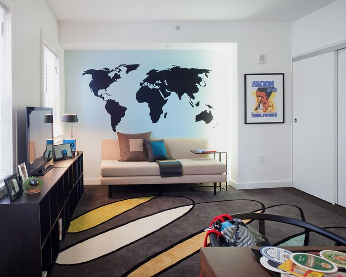 Modern Home Office photo by Silliman Group