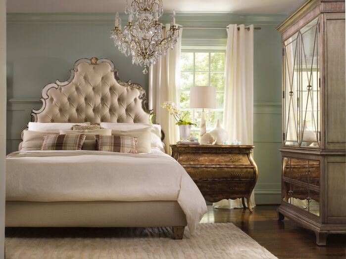 Glam Bedroom photo by Wayfair