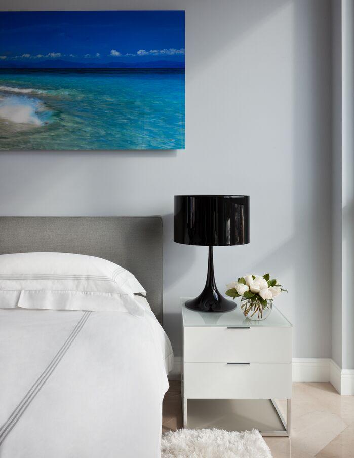 Modern Bedroom photo by Benjamin Cruz Designs
