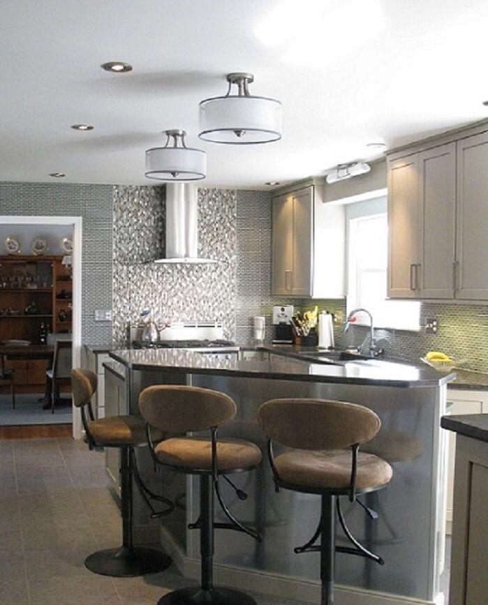 Contemporary Kitchen photo by Tyson Designs