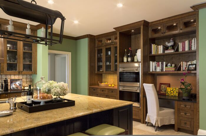 Cottage/Country Kitchen photo by Chancey Design
