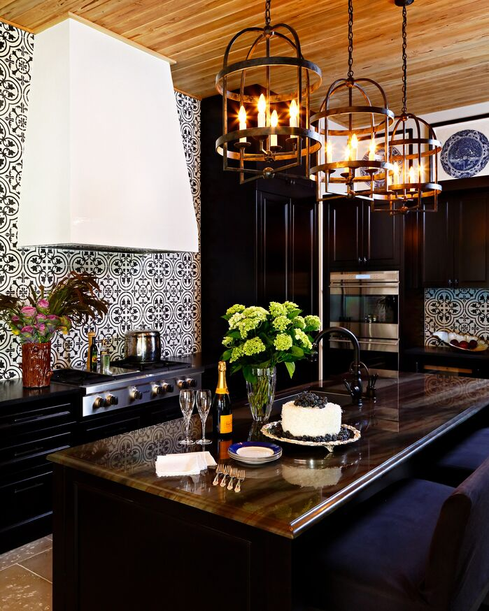 Traditional Kitchen photo by Chancey Design Partnership