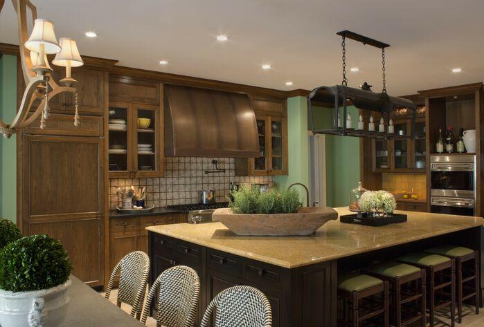 Modern Kitchen photo by Chancey Design