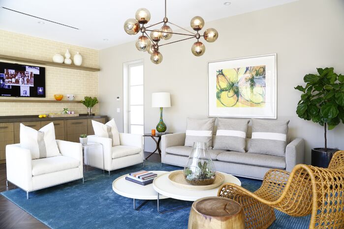 Eclectic Living Room photo by Chancey Design Partnership