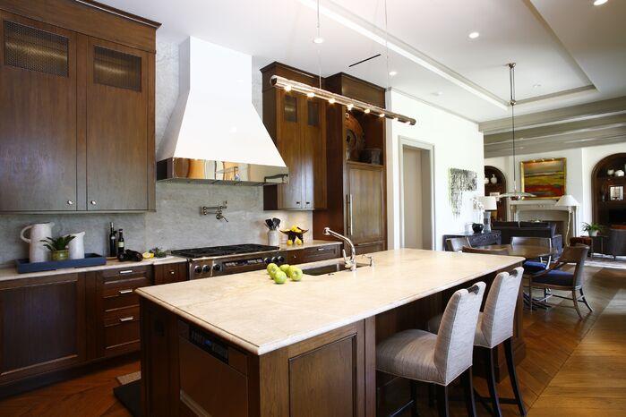 Contemporary Kitchen photo by Chancey Design