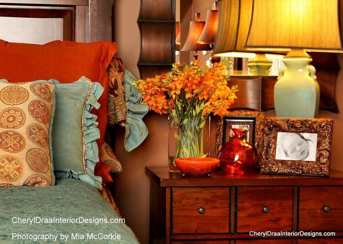 Traditional Bedroom photo by Cheryl Draa Interior Design