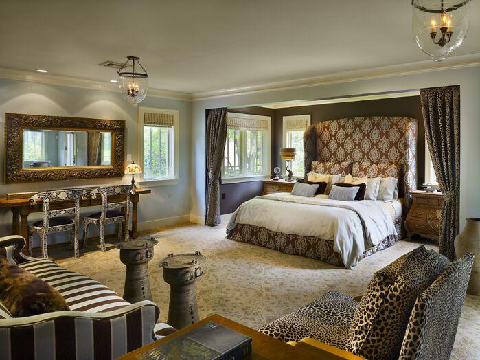 Eclectic Bedroom photo by Joseph A Berkowitz Interiors