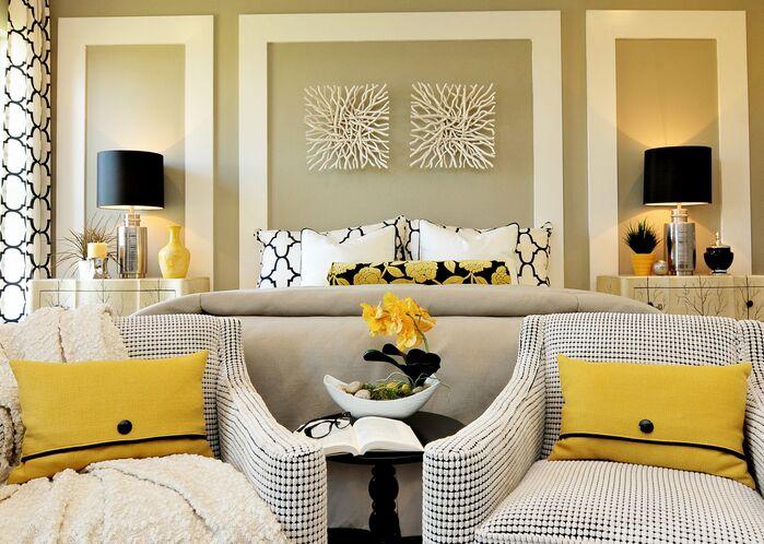 Contemporary Bedroom photo by Masterpiece Interiors, Inc.