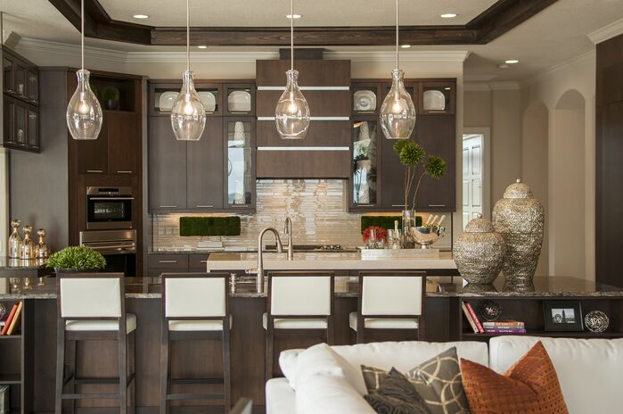 Contemporary Kitchen photo by Masterpiece Interiors, Inc.