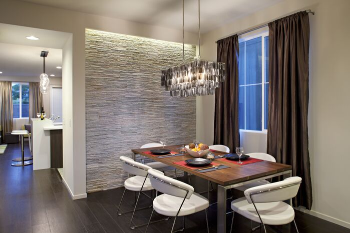 Contemporary Dining Room photo by elan designs international